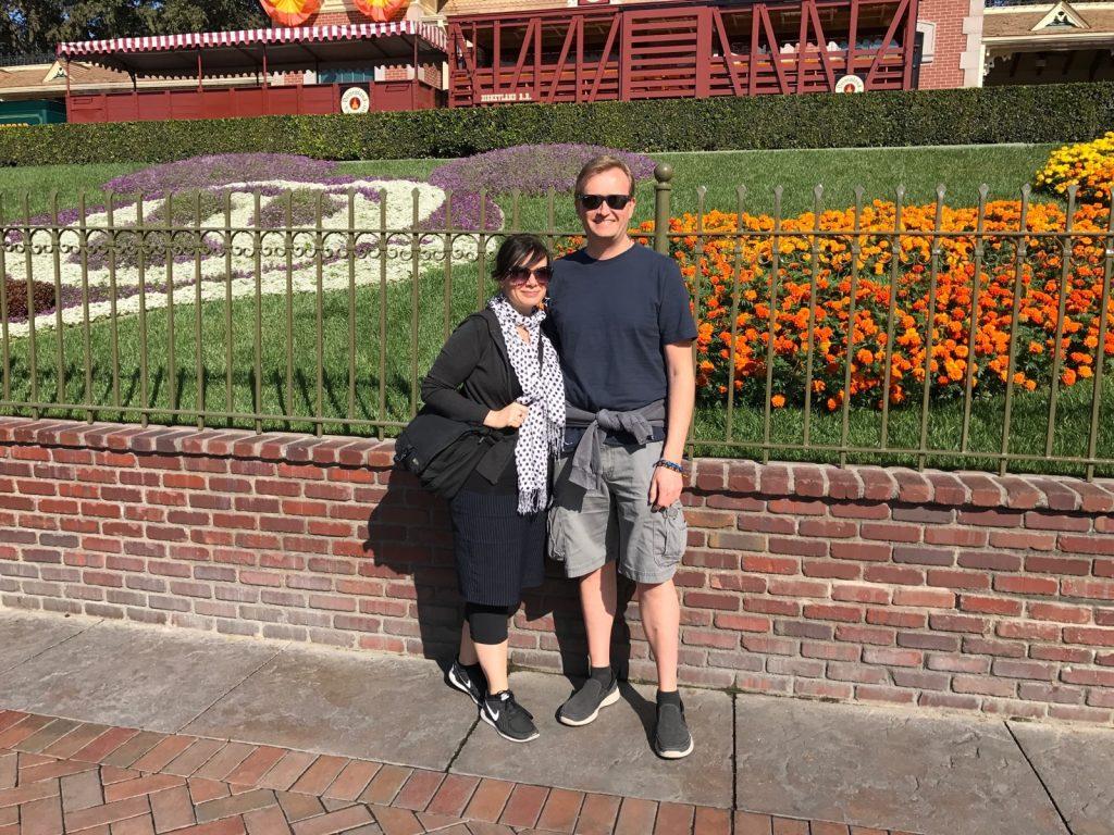 Disneyland Oct 2016